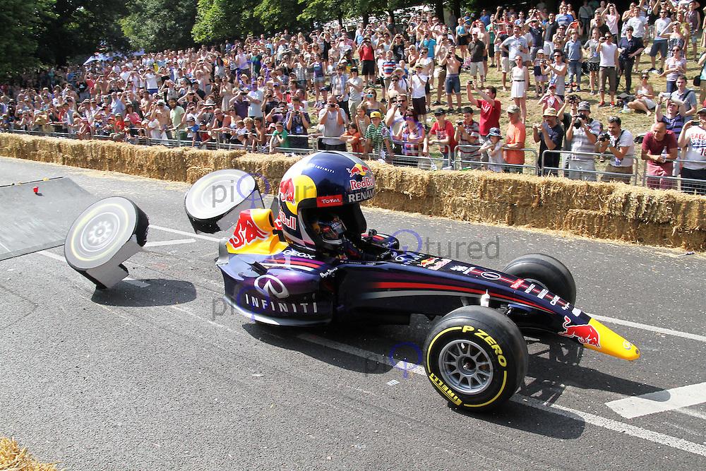 Box Car Racing London
