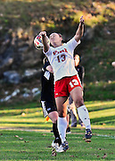 NCAA Women's Soccer: The Citadel defeats VMI, 3-0 in first round of the 2014 Southern Conference Women's Soccer Championship