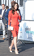 Kate Middleton Visits Global Academy