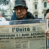 Festa della Liberazione a Milano