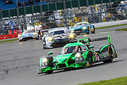 31 LMP2 Extreme Speed Motorsport / Ligier Nissan /Ryan Dalziel / Luis Felipe Derani / Christopher Cumming during the FIA World Endurance Championships at Silverstone, Towcester, United Kingdom on 17 April 2016. Photo by Craig McAllister.