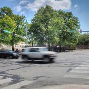 63rd and Brookside Boulevard, Kansas City, Missouri. Taken for Rhythm Engineering.
