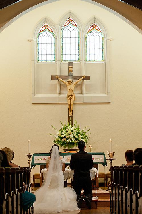 10/9/11 5:19:28 PM -- Zarines Negron and Abelardo Mendez III wedding Sunday, October 9, 2011. Photo©Mark Sobhani Photography