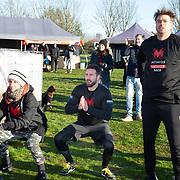 NLD/Ouderkerk aan de Amstel/20181118- Metakids Obstacle Race, Rick Brandsteder en Anouk de Mol
