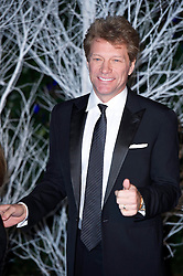 26.11.2013, Kensington Palace, London, ENG, Winter Whites Gala London, Charity Veranstaltung, im Bild Jon Bon Jovi // Jon Bon Jovi during the Winter Whites Gala at Kensington Palace in London, Great Britain on 2013/11/26. EXPA Pictures © 2013, PhotoCredit: EXPA/ Photoshot/ Gary Lee<br /> <br /> *****ATTENTION - for AUT, SLO, CRO, SRB, BIH, MAZ only*****
