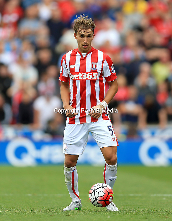 Stoke City's Marc Muniesa