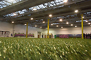 - Dundee FC academy indoor facility at Dundonald Street<br /> <br />  - &copy; David Young - www.davidyoungphoto.co.uk - email: davidyoungphoto@gmail.com