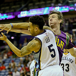 02-01-2016 Memphis Grizzlies at New Orleans Pelicans