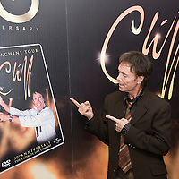 LONDON - DECEMBER 05: Sir Cliff Richards launches his new 'Time Machine Tour' DVD at Quo Vadis restaurant on December 05, 2008 in London, England.