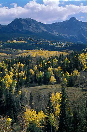 San Juan Mountains, Sneffels Wildnersee, Colorado