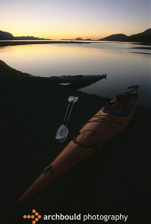 Atlin Lake, B.C. A popular tourism spot for Yukoners.