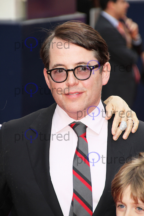 Matthew Broderick, Charlie and the Chocolate Factory opening night, Theatre Royal Drury Lane, London UK, 25 June 2013, (Photo by Richard Goldschmidt)
