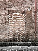 Police Lane Door