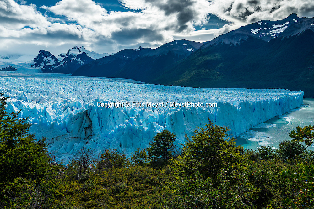 Los Glaciares National Park, Patagonia, Argentina, February 2016. The enormous glacier of Perito Moreno shapes the landscape of Los Glaciares NP. A 4x4 camper is one of the best vehicles to explore the wild interior of Southern Patagonia. Photo by Frits Meyst / MeystPhoto.com