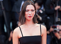 Rebecca Hall at the premiere of the film Suburbicon at the 74th Venice Film Festival, Sala Grande on Saturday 2 September 2017, Venice Lido, Italy.