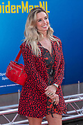 2019, July 02. Pathe ArenA, Amsterdam, the Netherlands. Candy Dulfer at the dutch premiere of Spider-Man Far From Home.