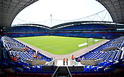 general view of the Stadium of the University of Bolton Stadium before EFL Sky Bet League 1 match between Bolton Wanderers and Ipswich Town at the University of  Bolton Stadium, Bolton, England on 24 August 2019.