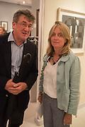 JAMES BAKER; MEG BAKER, 20/21 British Art Fair. Celebrating its 25 Anniversary. The Royal College of Art . Kensington Gore. London. 12 September 2012.