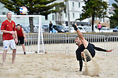 20150117 Beach Football Tournament - Wellington