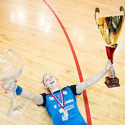 20160327: SLO, Handball - Slovenian Women Cup, RK Krim Mercator vs Mlinotest Ajdovscina