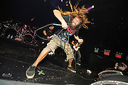 Decrepit Birth performs at Gramercy Theater, New York City. November 7, 2009. (C) 2009 Chris Owyoung, all rights reserved