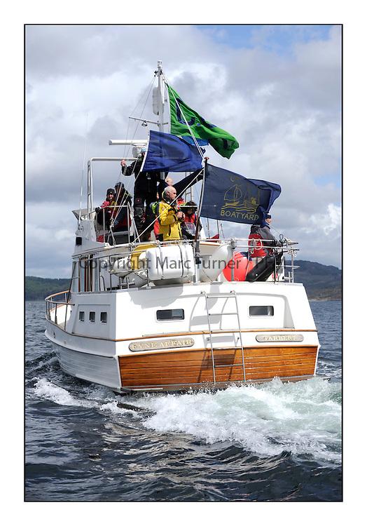 Brewin Dolphin Scottish Series 2011, Tarbert Loch Fyne - Yachting..Fyne Affair  CV.