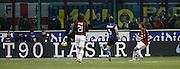 "Dejan Stankovic scores.Milano 15/2/2009 Stadio ""Giuseppe Meazza"".Campionato Italiano Serie A.Inter Milan."