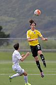 20161029 National Youth League - Phoenix Youth v Team Wellington