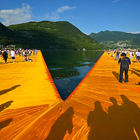 "Christo ""The Floating Piers"""