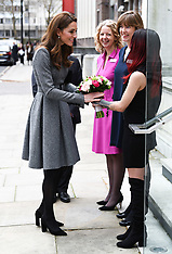 Duchess of Cambridge visits the Foundling Museum - 20 March 2019