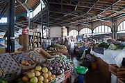 De Kemel markt in de hoofdstad van Senegal, Dakar