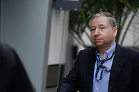 TODT Jean (Fra) Fia President President De La Fia Portrait  during the 2014 Formula One World Championship, Russia Grand Prix from October 9th to 12th 2014 in Sotchi, Russia. Photo Florent Gooden / DPPI.