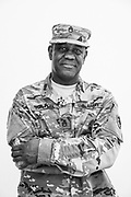 portrait of sargeant by Kip Ramsey