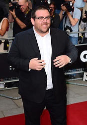 GQ Men of the Year Awards 2013.<br /> Nick Frost during the GQ Men of the Year Awards, the Royal Opera House, London, United Kingdom. Tuesday, 3rd September 2013. Picture by Nils Jorgensen / i-Images