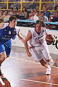 DESCRIZIONE : Cagliari Qualificazione Eurobasket 2009 Serbia Italia <br /> GIOCATORE : Marco Mordente <br /> SQUADRA : Nazionale Italia Uomini <br /> EVENTO : Raduno Collegiale Nazionale Maschile <br /> GARA : Serbia Italia Serbia Italy <br /> DATA : 20/08/2008 <br /> CATEGORIA : Penetrazione<br /> SPORT : Pallacanestro <br /> AUTORE : Agenzia Ciamillo-Castoria/S.Silvestri <br /> Galleria : Fip Nazionali 2008 <br /> Fotonotizia : Cagliari Qualificazione Eurobasket 2009 Serbia Italia <br /> Predefinita :