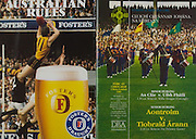 All Ireland Senior Hurling Championship Final,.03.09.1989, 09.03.1989, 3rd September 1989, .Antrim v Tipperary, .03091989AISHCF,.Tipperary 4-24, Antrim 3-9,..Australian Rules, Foster's Draught,