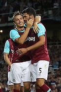 West Ham United v Birkirkara F.C. 160715