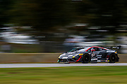 October 1-3, 2014 : Lamborghini Super Trofeo at Road Atlanta. #07 Lee Carpentier, Casey Carden , Mitchum Motorsport