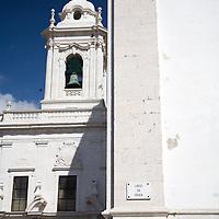 Graça church, Lisbon, Portugal
