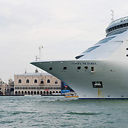 Venice Is Under Threat From Mass Tourism