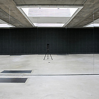 Jerwood Gallery;<br /> Mark Wallinger: The Human Figure in Space:<br /> Hastings;<br /> 20th July 2018.<br /> <br /> &copy; Pete Jones<br /> pete@pjproductions.co.uk
