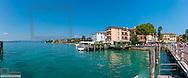 Sirmione on Lake Garda, Gardasee, Brescia, Lombardy, Italy