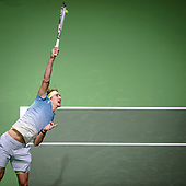 Alexander Zverev - David Ferrer