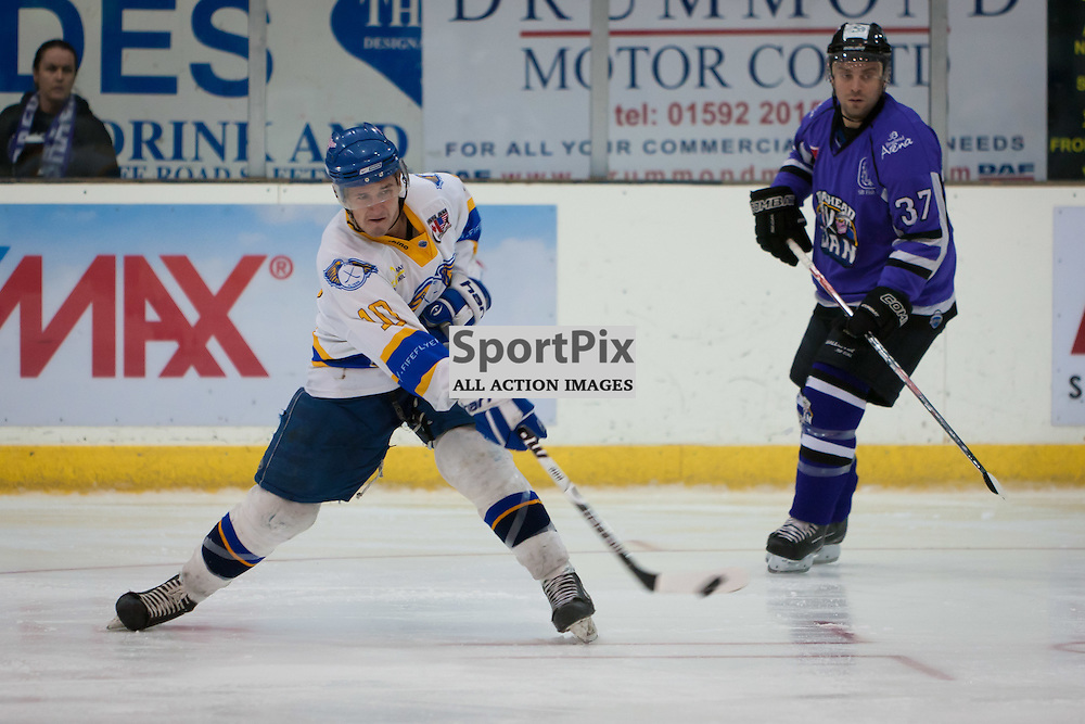 Fife Flyers Vs Braehead Clan. Final Score 2 - 1 to Braehead Clan. Score was 1-1 before going into overtime with score staying at 1-1 after overtime. Penalties took the final score to 2-1 to Braehead Clan.