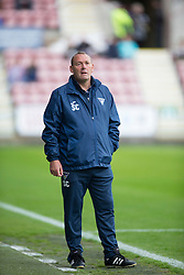 Dunfermline&rsquo;s assistant manager Sandy Clark. <br /> Dunfermline 5 v 1 Cowdenbeath, Scottish League Cup game played today at East End Park.