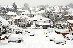 © under license to London News Pictures.2.12.2010  Snow in Orpington today (Thurs). Picture credit should read Grant Falvey/London News Pictures