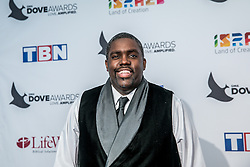 October 11, 2016 - Nashville, Tennessee, USA - William McDowell at the 47th Annual GMA Dove Awards  in Nashville, TN at Allen Arena on the campus of Lipscomb University.  The GMA Dove Awards is an awards show produced by the Gospel Music Association. (Credit Image: © Jason Walle via ZUMA Wire)