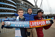 Manchester City v Liverpool - 10 Apr 2018
