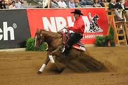 Fonck Bernard (BEL) -  BA Reckless Chick<br /> Alltech FEI World Equestrian Games <br /> Lexington - Kentucky 2010<br /> © Dirk Caremans