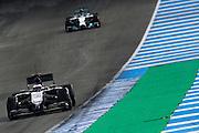 Circuito de Jerez, Spain : Formula One Pre-season Testing 2014. Valtteri Bottas (FIN), Williams-Mercedes